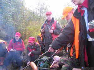 Paus i jakten 2005